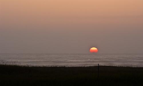 sunset sun beach joy sigh relaxation longbeachwa
