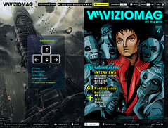 VIZIOMAG ISSUE #04 NOW RELEASED! by Andresi [VIZIOMAG]