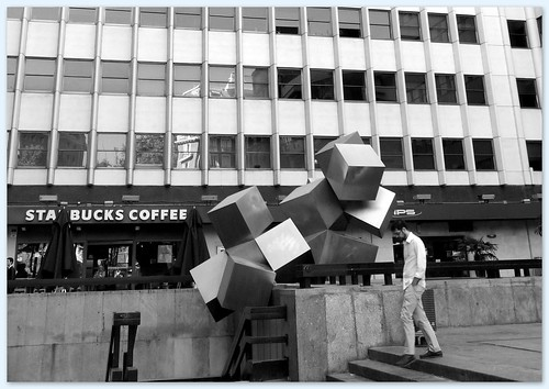 El tiempo por si mismo madrid plaza de los cubos for Plaza los cubos madrid
