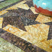 262_Vine Batik Table Topper_c