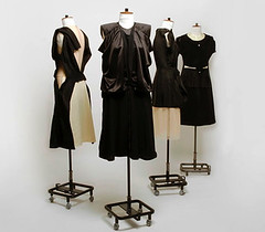 clothing, outerwear, fashion, formal wear, fashion design, little black dress, mannequin, dress,