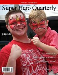 Super Hero Quarterly