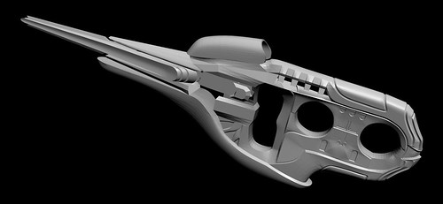 [WIP] Covenant Carbine Rework