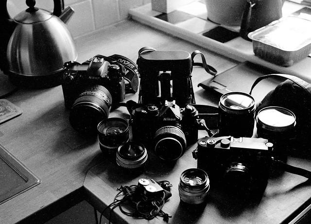 Camera and Optics Collection