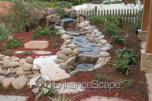 Chiplan water fountain landscaping ideas Water fountain landscaping ideas