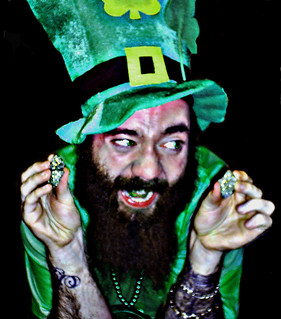 Have You Seen This Leprechaun? Happy St. Patrick's Day to One and All!