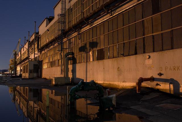 Mare Island Naval Shipyard Prime Lense Study #3