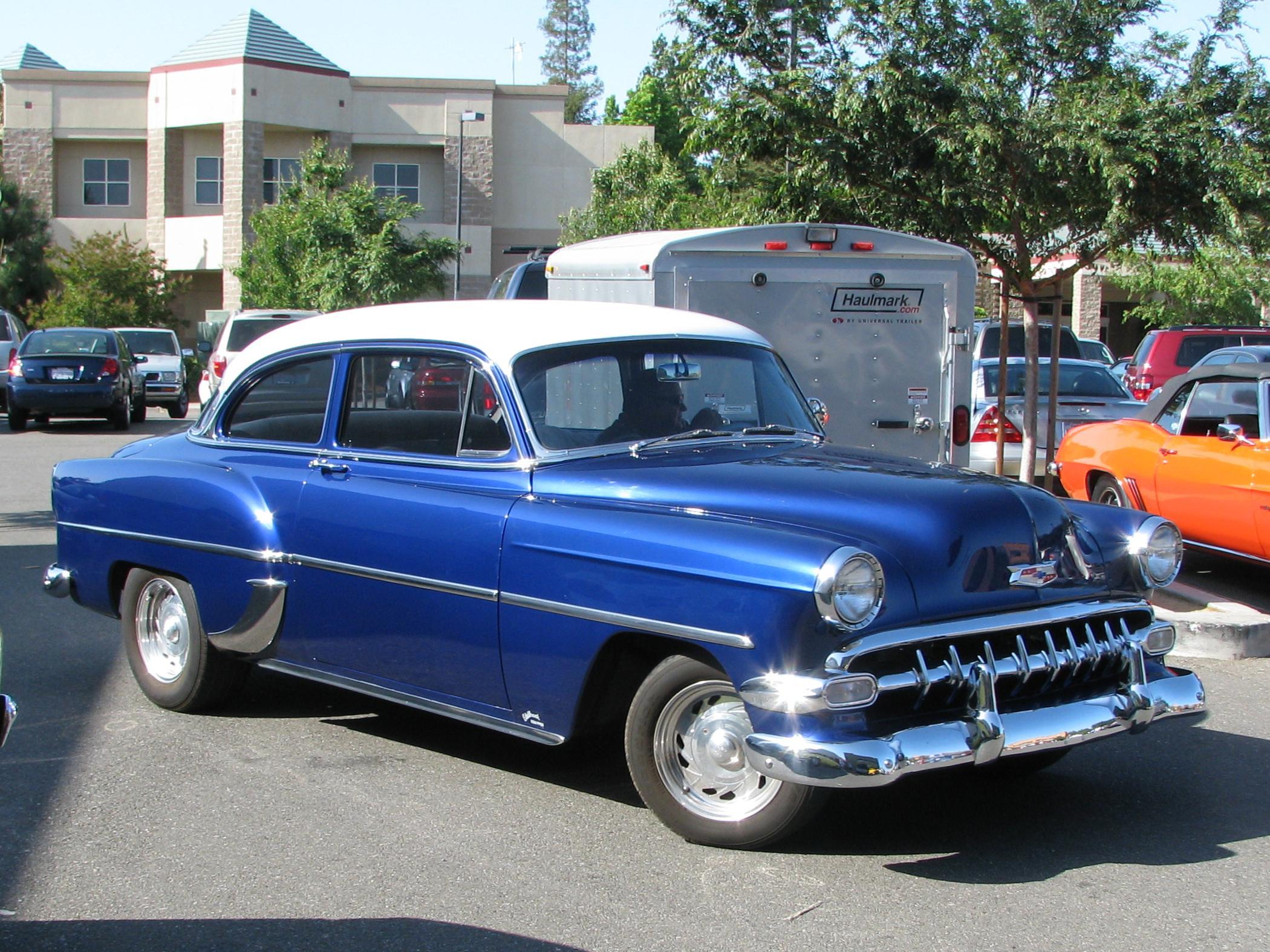 1953 chevy belair 4 autos post for 1953 belair 4 door