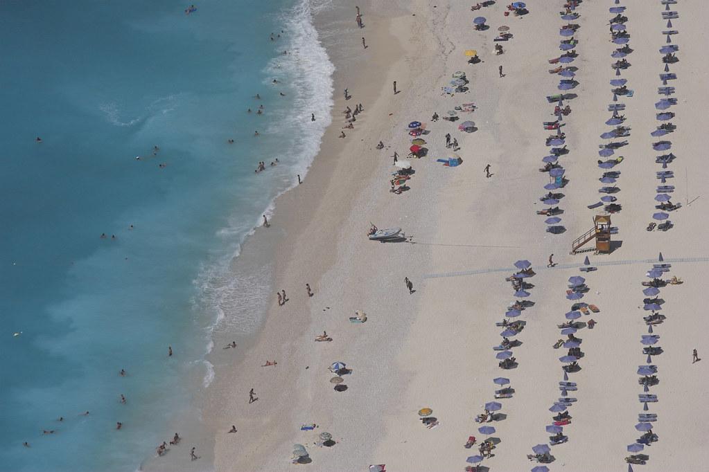 пляжи кефалонии