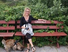 Tina in Lønstrup