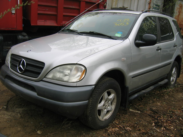 New inventory 1998 mercedes benz ml320 parting out for 1998 mercedes benz ml320 parts