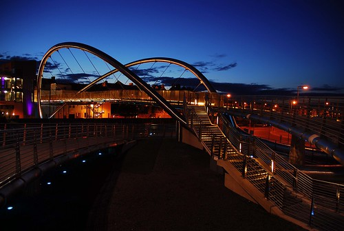 The Celtic Gateway Bridge