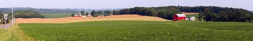 barn countryside farm hugin perfectpanoramas