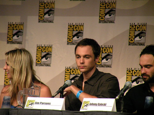 Jim Parsons, Johnny Galecki, Kaley Cuoco (The Big Bang Theory) by MelodyJSandoval