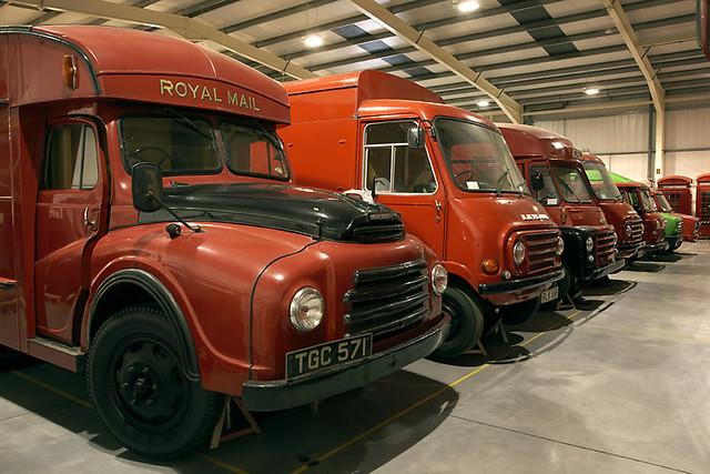 royal mail vehicles display flickr photo sharing. Black Bedroom Furniture Sets. Home Design Ideas