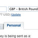 Paypal Currency Symbol FAIL