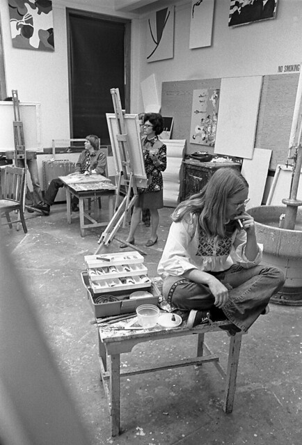 Art Students_No Smoking_70s