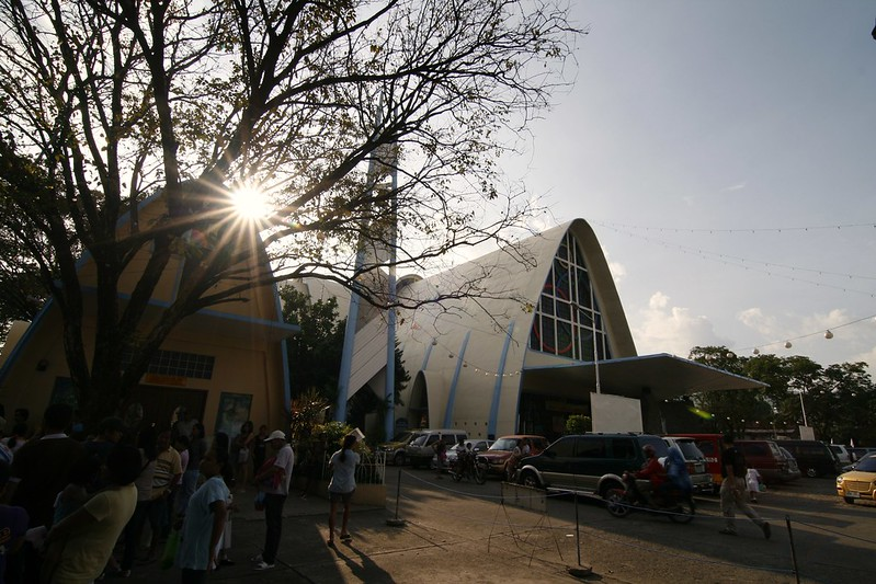 Lourdes Parish Church, Punta Princesa, Cebu City
