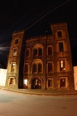 The old Charleston city jail