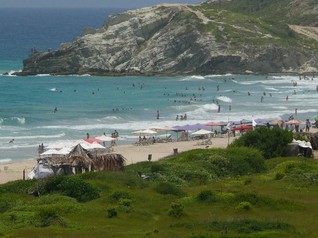 Playa Parguito венесуэла