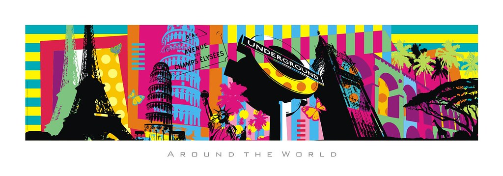 Pop Art | Lobo | Around The World