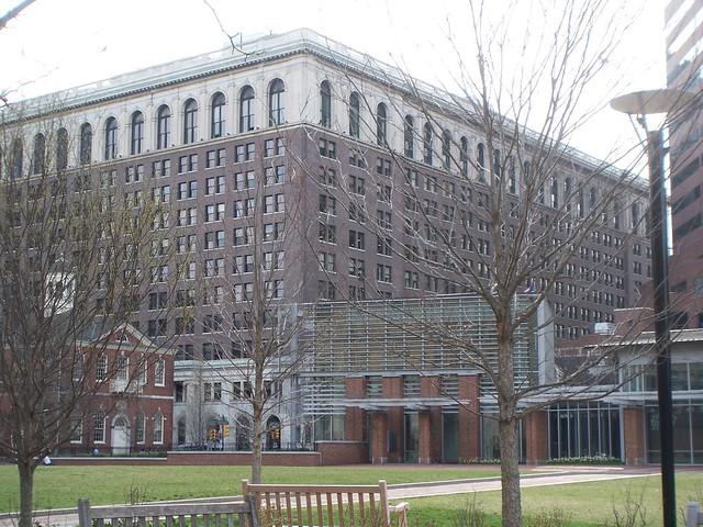 public ledger building