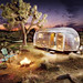 Airstream Trailer: Home on the Range by Eric Curry