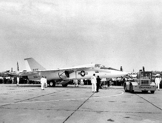 Grumman : (Grumman) F-111B: Raven   Flickr - Photo Sharing!