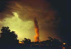 F2 Tornado, Enid OK, 1966