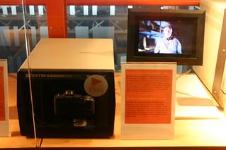 Sigmex 6100 graphic terminal (1982)