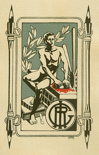 [Bookplate of IRG]