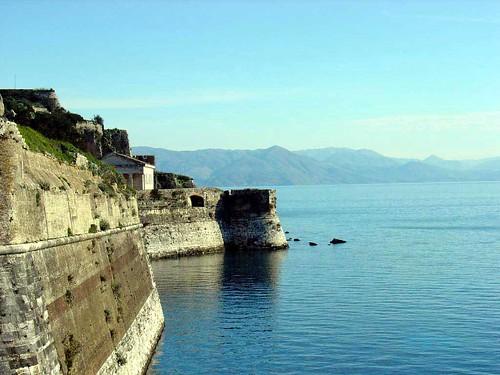 Ιόνια Νησιά - Κέρκυρα - Παλαιό και Νέο Φρούριο Παλαιό φρούριο 1