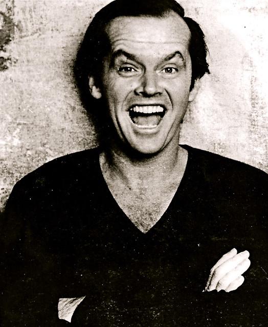 Jack Nicholson by Lorenz Zatecky