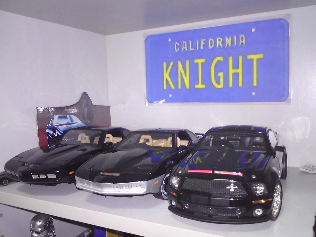 knight rider 1 18 kitt a photo on flickriver. Black Bedroom Furniture Sets. Home Design Ideas