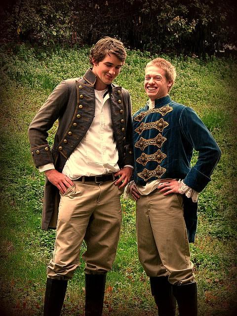 mr. darcy & mr. bi...