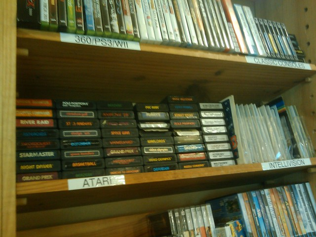 Classic Video Game at Half Price Books Store | Flickr ...