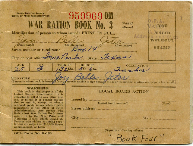 photograph regarding Ration Book Ww2 Printable referred to as War ration coupon codes ww2 / Coupon e book world hollywood