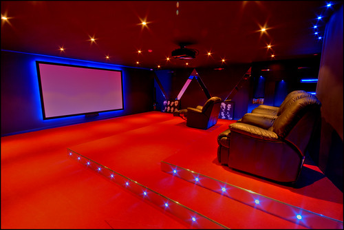 Crib Movie Theatre