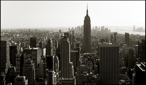 Nueva York desde el Top of the Rock
