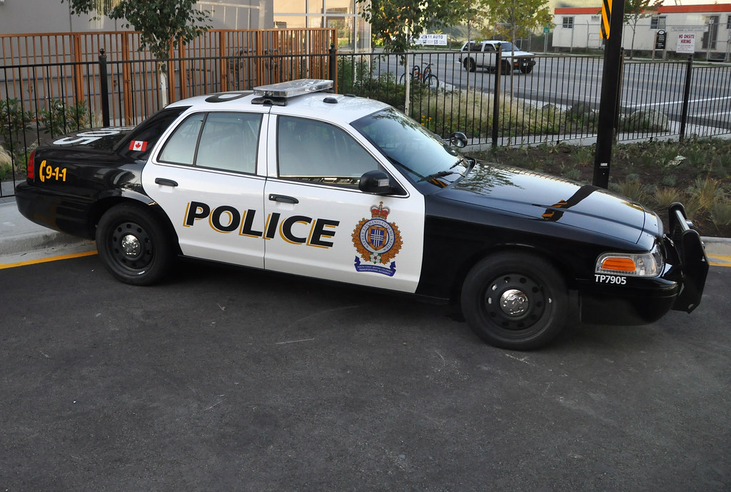 Back to Black & White: TransLink Police Service