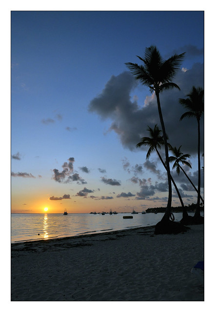 Dominican sunrise | Flickr - Photo Sharing!
