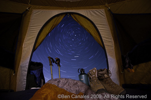 Dreamy Nites in my Tent | by Ben Canales