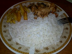 steamed rice, rice, jasmine rice, food, white rice, dish, cuisine,