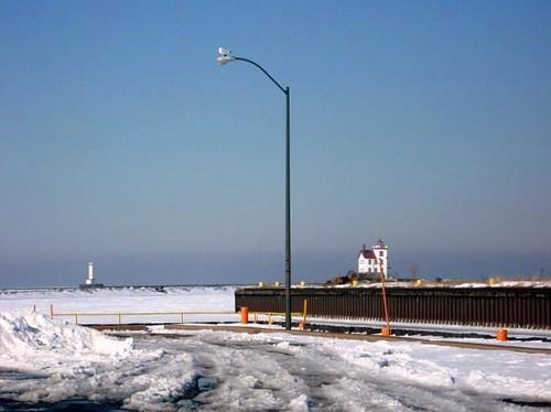 Lorain Lighthouse Jewel Of The Port