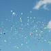 3000 ballonnen gingen de lucht in