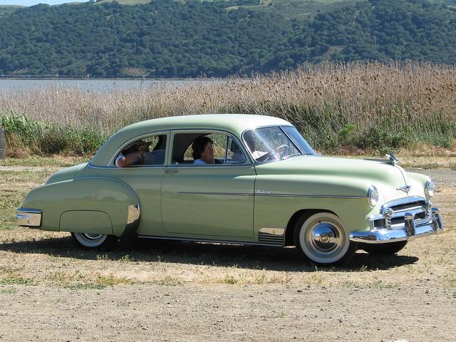 1950 chevrolet 2 door sedan 39 eds 155 39 5 photographed at for 1950 chevy 2 door sedan