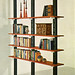 60s DIY bookshelf/room divider by ouno design