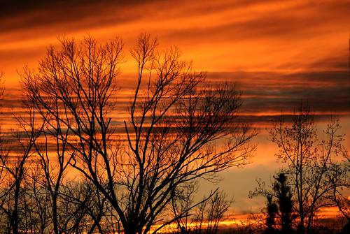 sunset sky orange sun clouds dusk explore 365 project365 explored twitter365