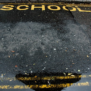 School London Sign