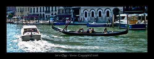 sea italy color colour mar italia barco pentax optio hdr yatch góndola canales venize hecca 430rs